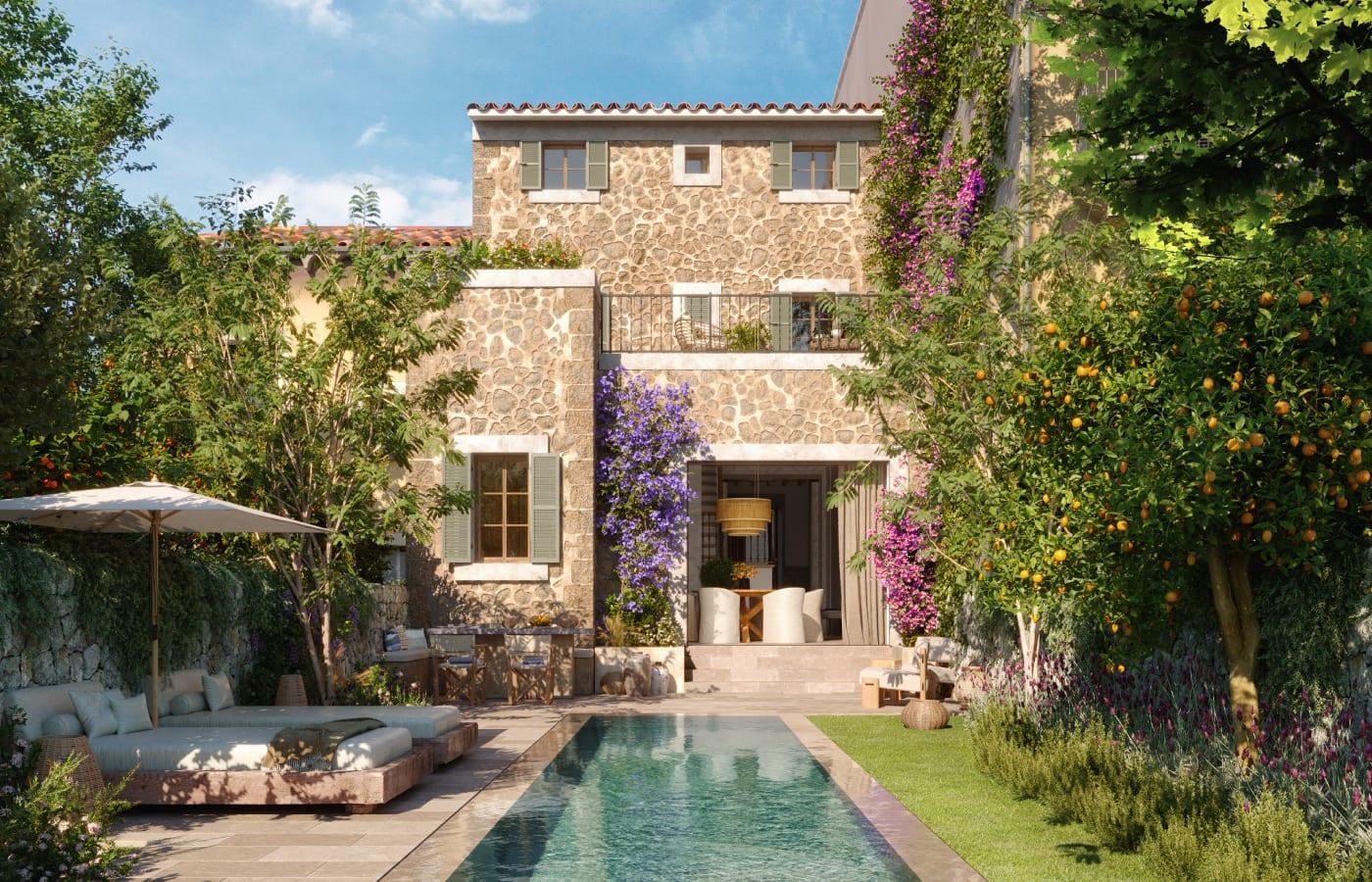 Casa Mares Property Mallorca Berrow Projects Day 4 2