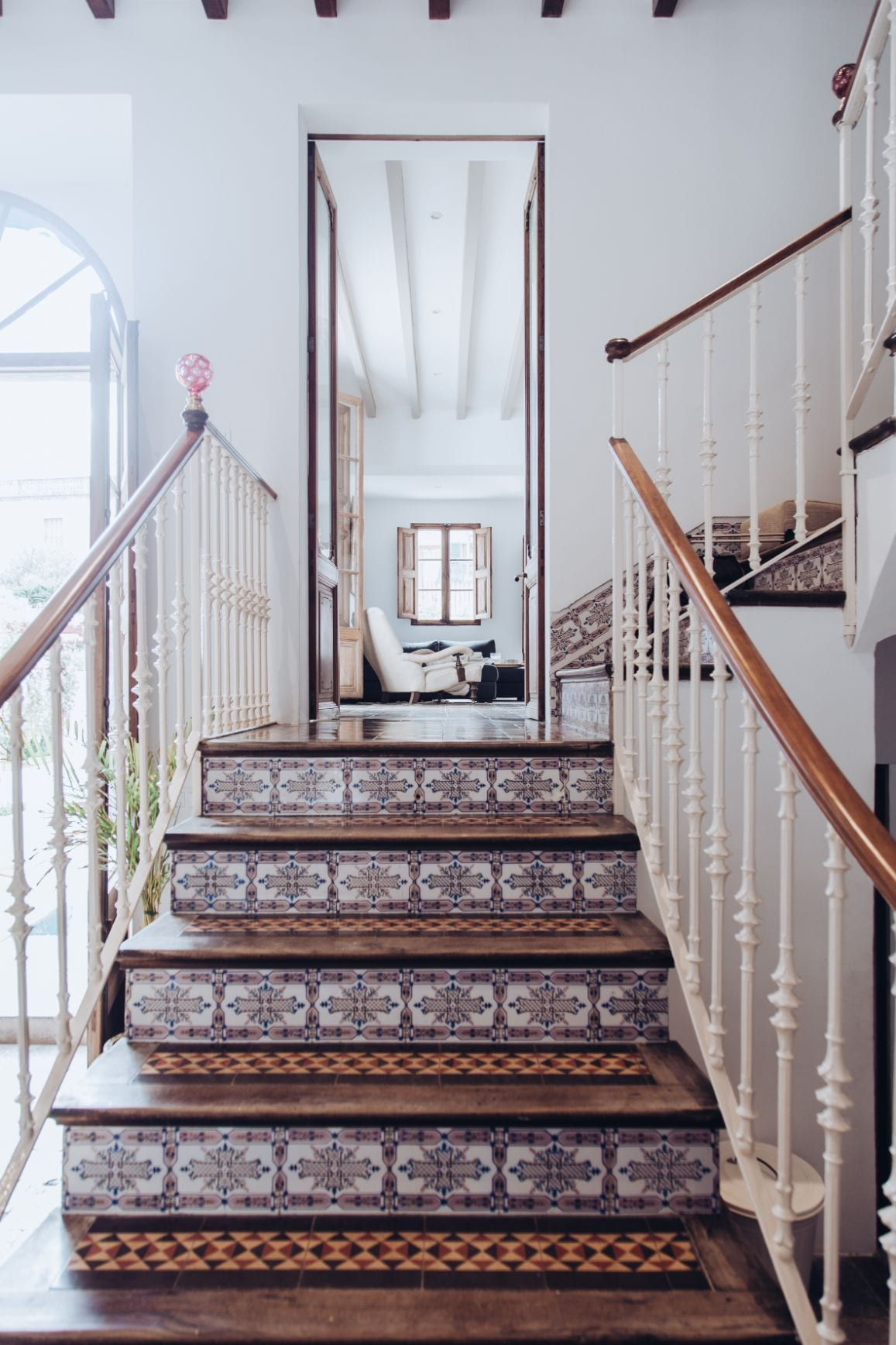 Berrow Projects Patiki Townhouse staircase