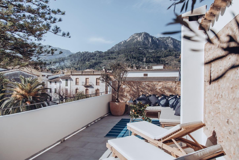 Berrow Projects Patiki Luxury Townhouse Roof Terrace