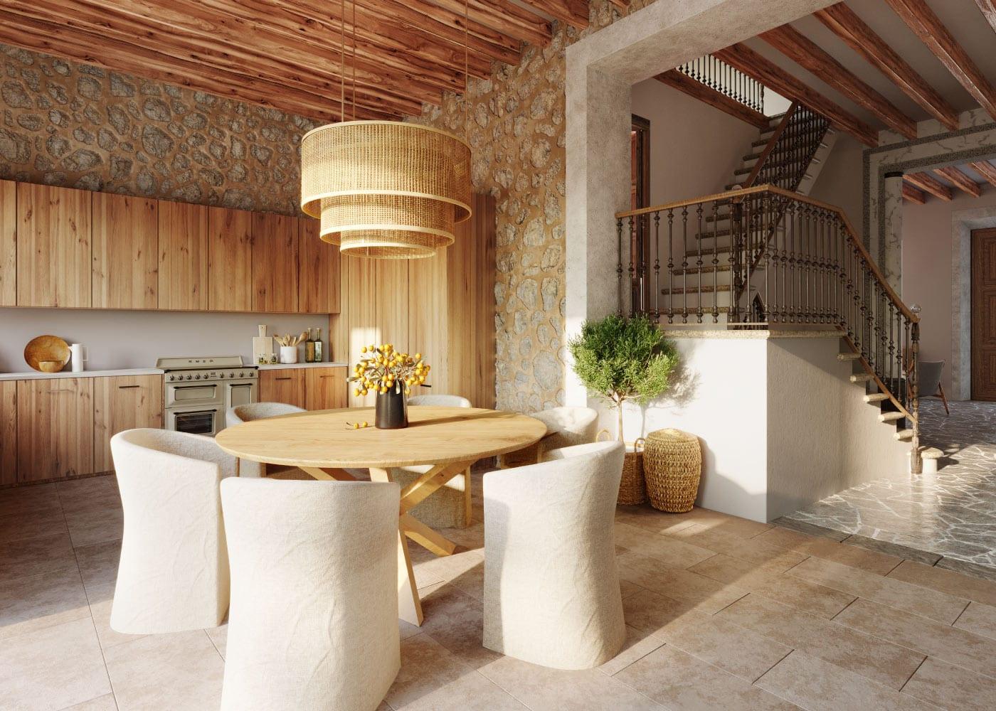 casa mares kitchen 1